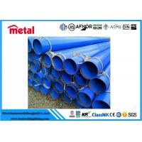 Best OD 60.3mm Welded Erw Steel Pipe Thickness 3.9mm API 5L X60 / X80 PSL2 wholesale