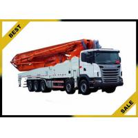 Best Factory Price 24m Meter Mounted Concrete Boom Pump Truck 132/140 W CE ISO wholesale