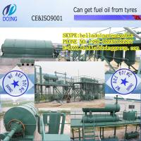 Best waste plastic to oil machine turn waste tyre/plastic to fuel oil wholesale