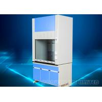 Best Cleanroom Safety Benchtop Fume Hood Solvent Cupboard For General Research wholesale