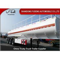 Quality Air bag suspension 50000 Liters Fuel Tank Semi Trailer Gasoline Transport wholesale