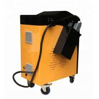 Best Overseas service provided handheld 120w fiber pulsed laser cleaning machine for rust removal wholesale