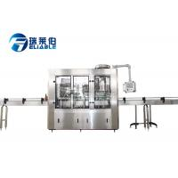 Best Glass Bottle Carbonated Water Filling Equipment Sparkling Water Soft Drink Manufacturing Plant wholesale