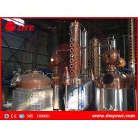 Buy cheap industrial alcohol membrane automatic distillation column process from wholesalers