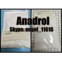 Best GMP Standard Anadrol Oral Anabolic Steroid Hormones Oxymetholone 434-07-1 For Muscle Gain wholesale