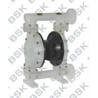 Best 135L/Min Plastic Diaphragm Pump High Pressure 8.3bar With Flap Valves wholesale