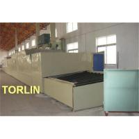 Cheap Automatic Flat Glass Frosting Machine for sale