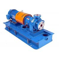 Brine Pump Non Clog Centrifugal Pump With Corrosion Resistance Material