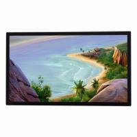 China Android Media Wall Mount Lcd Display 32 To 84 Inch Support Multi - Languages on sale