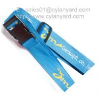 Best Polyester travel bag belt for secure packing, secure travel luggage straps, wholesale