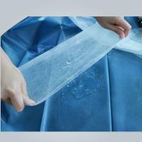 Best Hydrophilic Non Woven Polypropylene Fabric Roll In Medical Bed Sheet , Good Strength wholesale