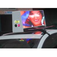 Best 6500nit Digital  Led Car Message Sign , Full Color Led Sign Low Power Consumption wholesale