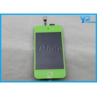 Best Colored Cell Phone TFT Ipod LCD Digitizer Replacement For IPod Touch 4 wholesale