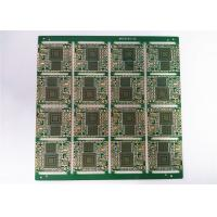 Best Green Soldermask HDI Printed Circuit Boards FR4 Material With Immersion Gold wholesale