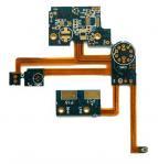 Best OEM 0.2-6.0mm FR4 CEM1 Immersion Gold Fishing Rigid-flex Board wholesale