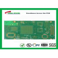 Best Green Htg 12 Layer FR4 PCB Printed Circuit Board 3.8mm Thickness wholesale