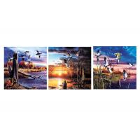 Best Nature & Landscape Mounted Art Print 3d Lenticular Image For Decoration 120x40cm wholesale