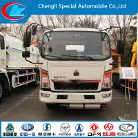 Best Howo 120hp 4*2 oil tank trucks wholesale