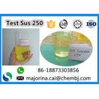 Buy cheap Testosterone Sustanon 250/Test Sus 250 Mix Test Steroids Yellow Oils from wholesalers