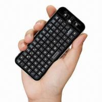 Best Mini Wireless Keyboard for iPad/iPhone 4, Android/Smart TV Box and PC Remote wholesale