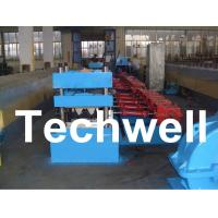 Best 15 Forming Station Crash Barrier Roll Forming Machine for Highway Guardrail TW-W312 wholesale