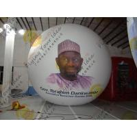 Cheap Political Events Personalised Helium Balloons Inflatable Strong Wind - Resistant for sale