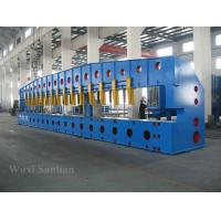 Best Custom Hydraulic Edge Milling Machine 5.5kw With Column / Spindle System wholesale