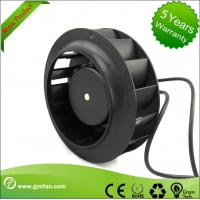 Best PA66 Silent AC EC Centrifugal Fans With Backward Curved Blades wholesale