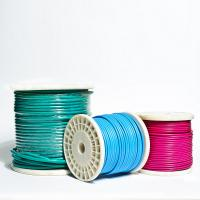 Best 4mm 300 / 500V Single Core Pvc Insulated Cable , Multi - Conductor Copper Building Wire wholesale