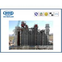 Cheap 130T/h Circulating Fluidized Bed Combustion Boiler / Hot Water Boiler For Power Station for sale