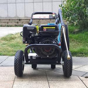 China Manual Start Portable High Pressure Washer , 13HP 3600PSI Gasoline garden pressure washer on sale