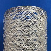 Best Polyster Hexagonal Chicken Wire Netting for River / Gabion Wire Mesh wholesale
