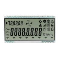 Best 5 Digit Seven Segment Backlight TN LCD Display Transmissive Positive Type wholesale