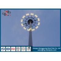 Best OEM Airport Slip Joint  LED Outdoor Lighting Posts With ISO9001 wholesale