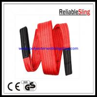 High Safety web lifting sling and straps , Anti - abrasion construction slings