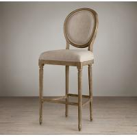 Best antique louis ghost bar chair chairs bar stool vintage bar stools barstool for kitchen wholesale