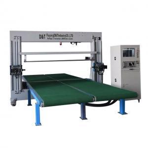 China High Speed CNC Oscillating Blade Sponge Foam Cutting Machine 5kw on sale