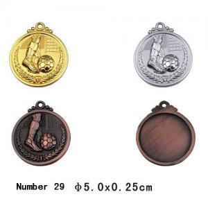 Best FIFA Wolrd cup / Football metal Blank Sport Medals , custom logo soccer medal wholesale