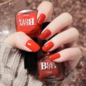 Best 10 Colors Permeable 12ml Non Toxic Peel Off Nail Polish wholesale
