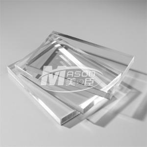 Best Plexiglass UV Resistant 4x8 Scratch Resistant Acrylic Plastic Plate wholesale