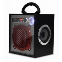 Best Black Popular Love South America Portable Stereo Speakers Powered Subwoofer wholesale