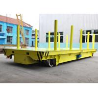 Best 10t plastic coils handling railway mounted rail transfer cart with coloums production line wholesale