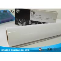 Best Water Resistant Glossy Cast Coated Photo Paper Sticker Roll 135gsm wholesale