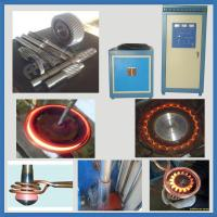China IGBT technology high frequency induction heating hardening machine on sale