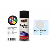 Best Matt White Rubber Coat Spray Paint Fan - Shaped For Car Wheels APK-8201-17 wholesale