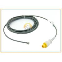 Best 2 Pin Plug Adult Skin Temp Probe Compatible Mindray T5 T8 3.0 Meter Length wholesale