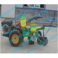 Cheap grain corn precision planter working with walking tractor,corn seeder 2 rows for sale