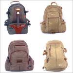 Best 2012 fashion waterproof children school bag in orange wholesale