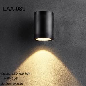 Best IP65 outdoor waterproof Exterior 16W COB LED wall light fixture wholesale