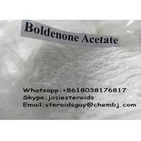 Best Legal Boldenone Acetate Steroid Raw Powder For Bodybuilding Equigan CAS 2363-59-9 wholesale